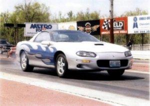 Kevin Yeltons 1998 Camaro